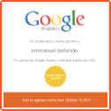 Google Analytics Individual Qualified